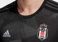 İşte Beşiktaş'ın yeni sezon formaları!