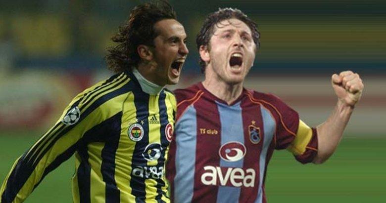 Trabzonspor Fenerbahçe derbilerinin en golcüleri