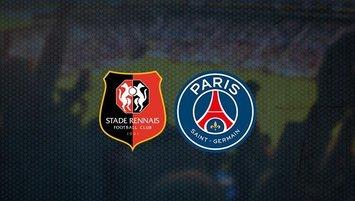 Rennes - PSG maçı saat kaçta? Hangi kanalda?