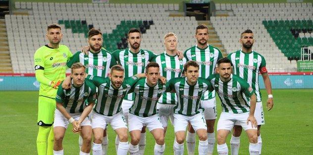 Konyaspor'da testler negatif - Futbol -