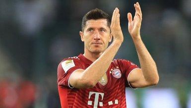 Bayern Münih'te bir devir sona eriyor: Lewandowski için 100 milyon euroya satış onayı!