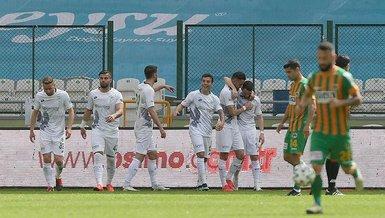 Konyaspor - Alanyaspor: 1-0   MAÇ SONUCU - ÖZET