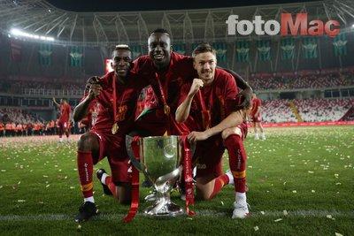 Akhisarspor - Galatasaray maçından kareler...