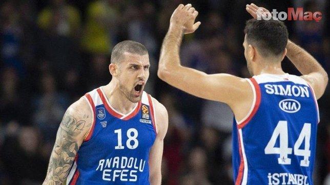 EuroLeague'in en değerli takımları açıklandı! Fenerbahçe ve Anadolu Efes kaçıncı sırada?