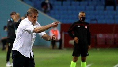 TRABZONSPOR HABERLERİ- Trabzonspor Teknik Direktörü Abdullah Avcı Alanyaspor maçı sonrası açıklamalarda bulundu