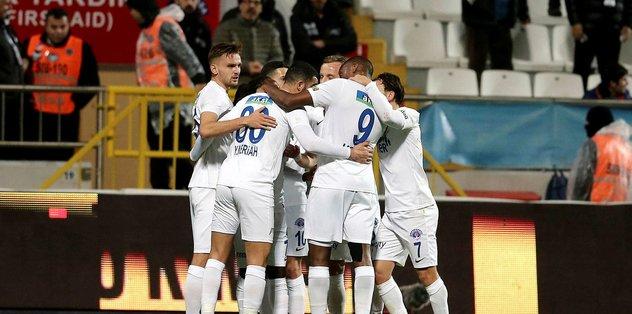Kasımpaşa 2-0 Denizlispor | MAÇ SONUCU