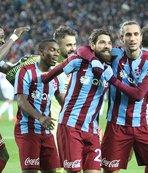Top kapmada Trabzonspor
