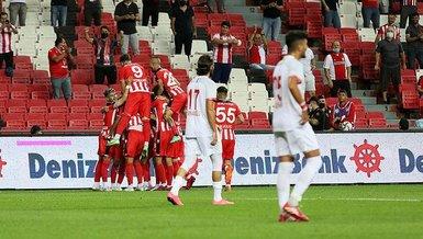 Samsunspor - Balıkesirspor: 3-1 (MAÇ SONUCU - ÖZET)