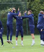 Fenerbahçe'de Spartak Trnava hazırlıkları başladı