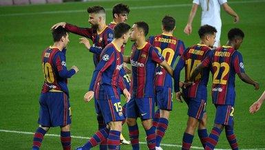 Barcelona 5-1 Ferencvaroş | MAÇ SONUCU