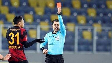 """Son dakika spor haberleri: Fenerbahçe'den olay Mostafa Mohamed açıklaması! """"Dirsek atan oyuncuya..."""""""