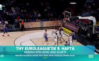 Thy Euroleague'de 9. hafta