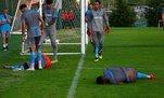 Trabzonspor'da şok sakatlık anı!