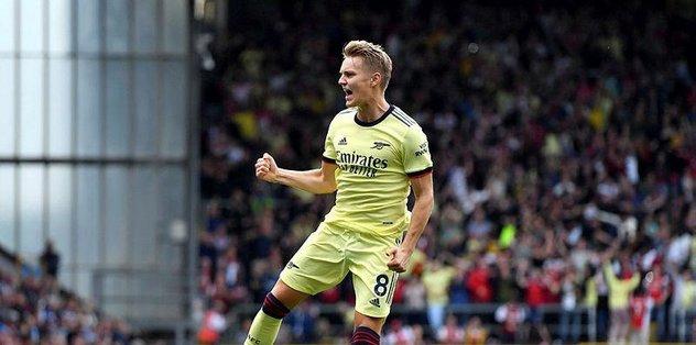 Burnley Arsenal maç sonucu: 0-1 Burnley Arsenal maç özeti izle - Son dakika İngiltere Premier Lig...
