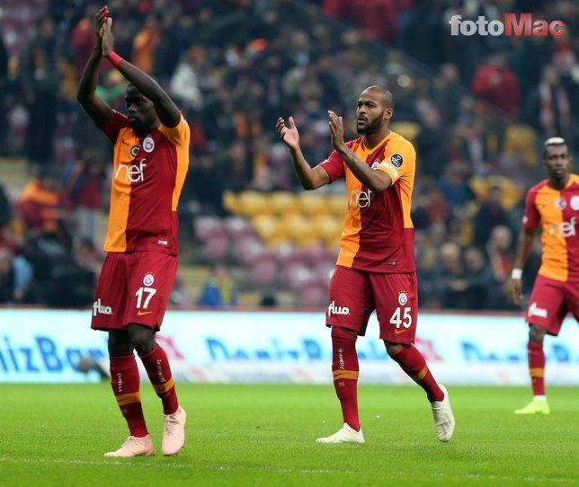 Galatasaray'ın yıldızı Marcao'ya Roma kancası
