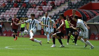 Eskişehirspor Bursaspor 1-5 (MAÇ SONUCU - ÖZET)