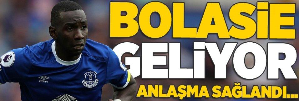 Yannick Bolasie geliyor!