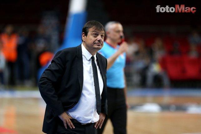 Ergin Ataman'dan olay yorum! Galatasaray'ın intikamını aldık