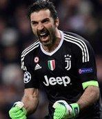 Buffon, Serie A'da tarihe geçti!