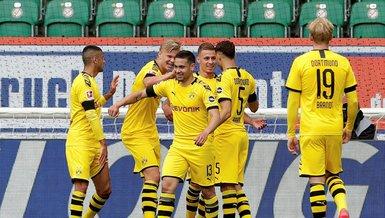 Wolfsburg 0-2 Borussia Dortmund | MAÇ SONUCU