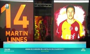 Martin Linnes'ten şampiyonluk sözleri!