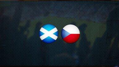 İskoçya - Çekya | CANLI