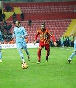Trabzonspor ile Kayserispor 44.kez karşılaşacak