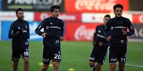 Beşiktaş, M.Başakşehir maçı hazırlıklarına başladı