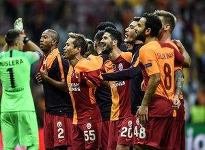 Galatasaray Şampiyonlar Ligi'nde ilk 3'te!