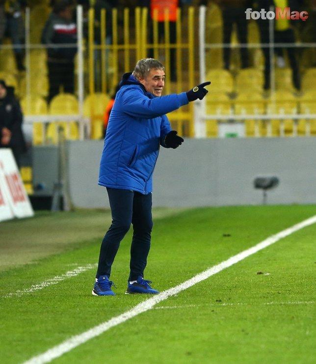 Fenerbahçe yönetiminde Ersun Yanal rahatsızlığı!