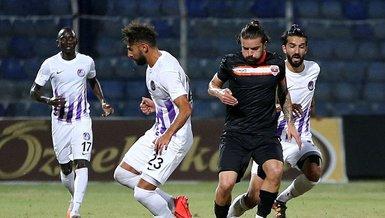 Adanaspor 0-0 Keçiörengücü | MAÇ SONUCU