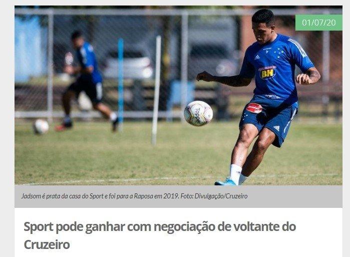 fenerbahce jadsom icin transfer teklifi yapti mi cruzeiro baskanindan resmi aciklama 1593688731542 - Fenerbahçe Jadsom için transfer teklifi yaptı mı? Cruzeiro başkanından resmi açıklama