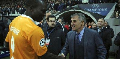 Aboubakar'dan itiraf: Beşiktaş'ta devam edecektim ama...