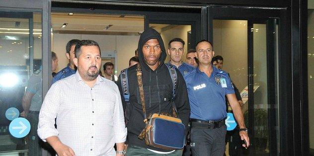 Daniel Sturridge İstanbul'a geldi