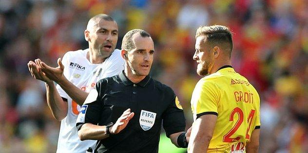 Son dakika spor haberi: Disiplin Komisyonu Lens-Lille maçı için toplanıyor - Son dakika Fransa Li...