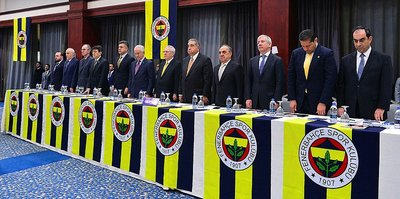 İşte Fenerbahçe'de seçim tarihi!
