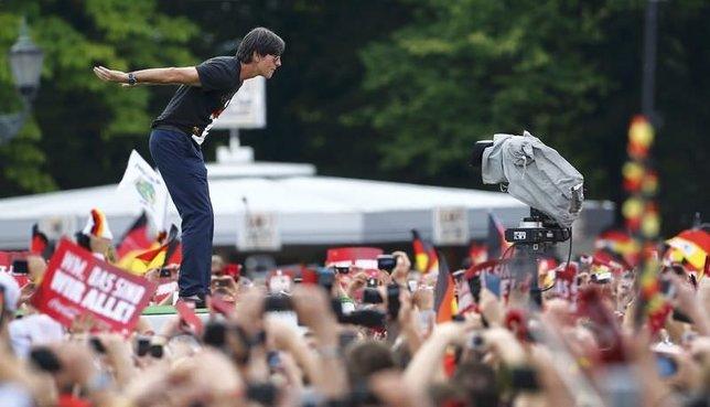 Şampiyon Berlin'de.. Büyük parti...