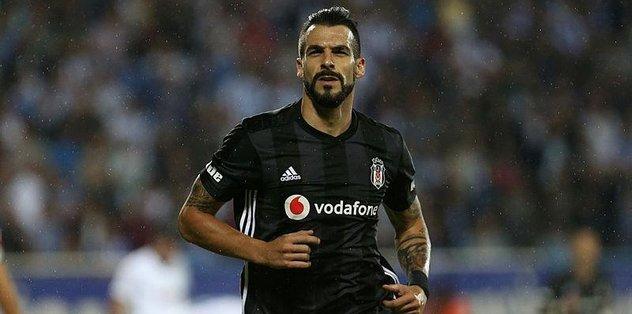 Negredo rekor kırdı! Beşiktaş'ın eski yıldızı...
