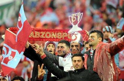 Trabzonspor - Bursaspor (Spor Toto Süper Lig 29. hafta mücadelesi)