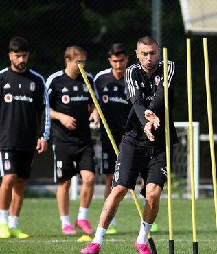 Beşiktaş'ın Ankaragücü maçı kadrosu belli oldu