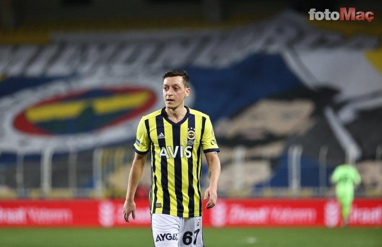 Son dakika FB haberleri | Fenerbahçe'den sürpriz Mesut Özil hamlesi!