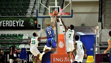 Basketbolda Bursa derbisinin galibi belli oldu!