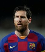 Messi de elini taşın altına koydu! Corona virüsü için...