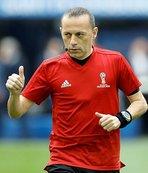Cuneyt Cakir to referee England-Croatia World Cup semis