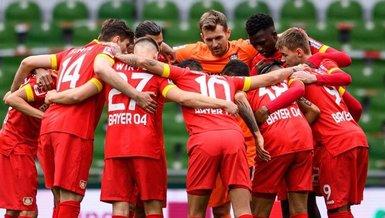 Werder Bremen Bayer Leverkusen 0-0 (MAÇ SONUCU - ÖZET)
