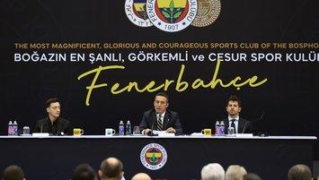 Ali Koç'tan toplantıya gölge düşüren sözler! Mesut Özil ve Burak Yılmaz...