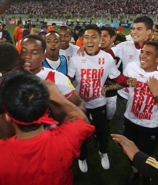 Son takım Peru oldu