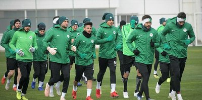 Atiker Konyaspor'da Trabzonspor maçı hazırlıkları tamamlandı