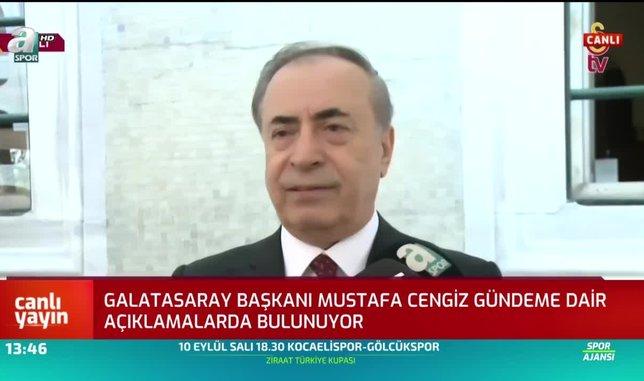 Mustafa Cengiz'den TFF'ye sert sözler: Ellerinden geleni arkalarına koymasınlar