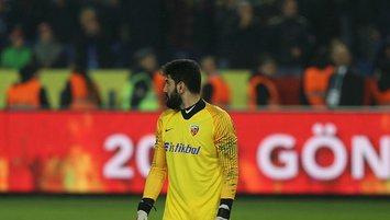 İsmail Çipe 8 maçta forma giydi